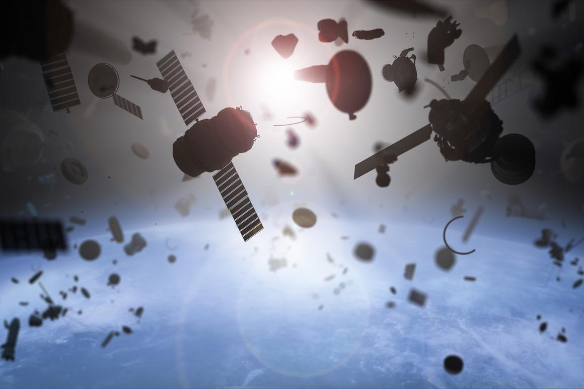 The Space Sustainability Ratingsystem is intended to address the growing problem of debris circling Earth