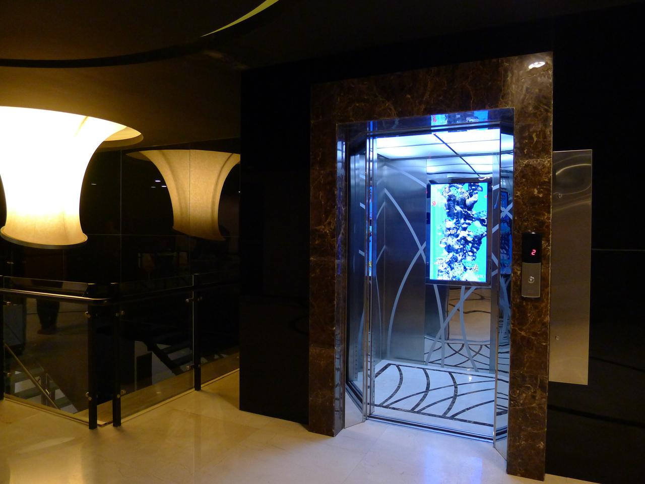The DigiGage system has been installed in elevators in several countries
