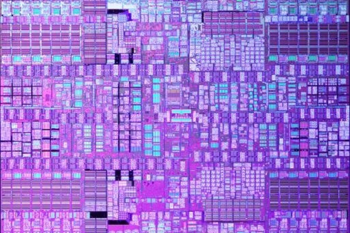 IBM's new POWER6 chip is a 64 bit, dual-core processor with 790 million transistors running at up to 4.7 GHz and eight megabytes of on chip Level 2 cache. The company today launched its first new POWER6 server, the IBM System p 570, which has set 25 perfo