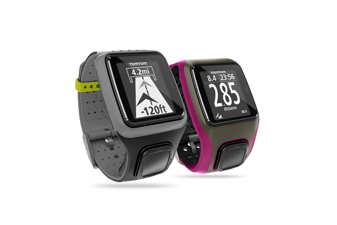 TomTom GPS watches will hit the market soon