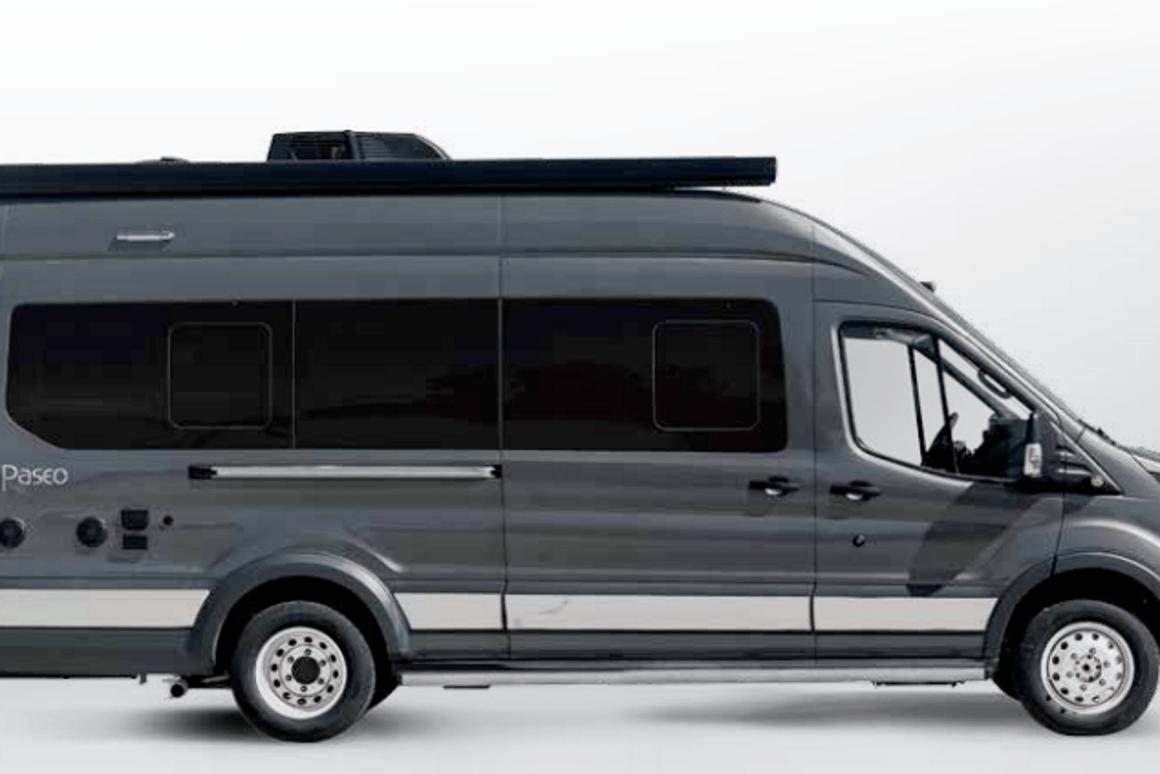 Winnebago launches Ford Transit-based Paseo camper van