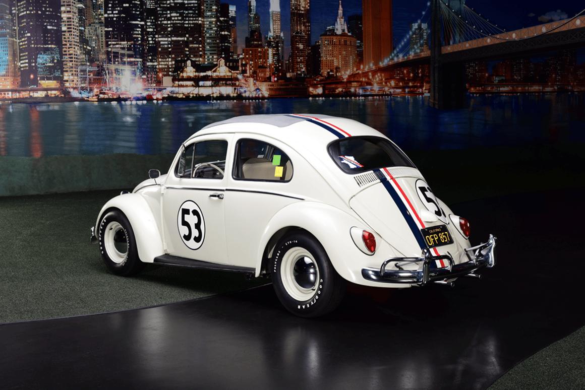 Vinay Buck Mini Volkswagen Beetle Herbie