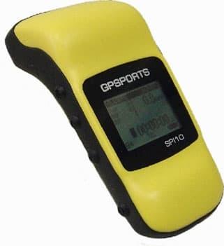 Wearable, GPS based SPI 10