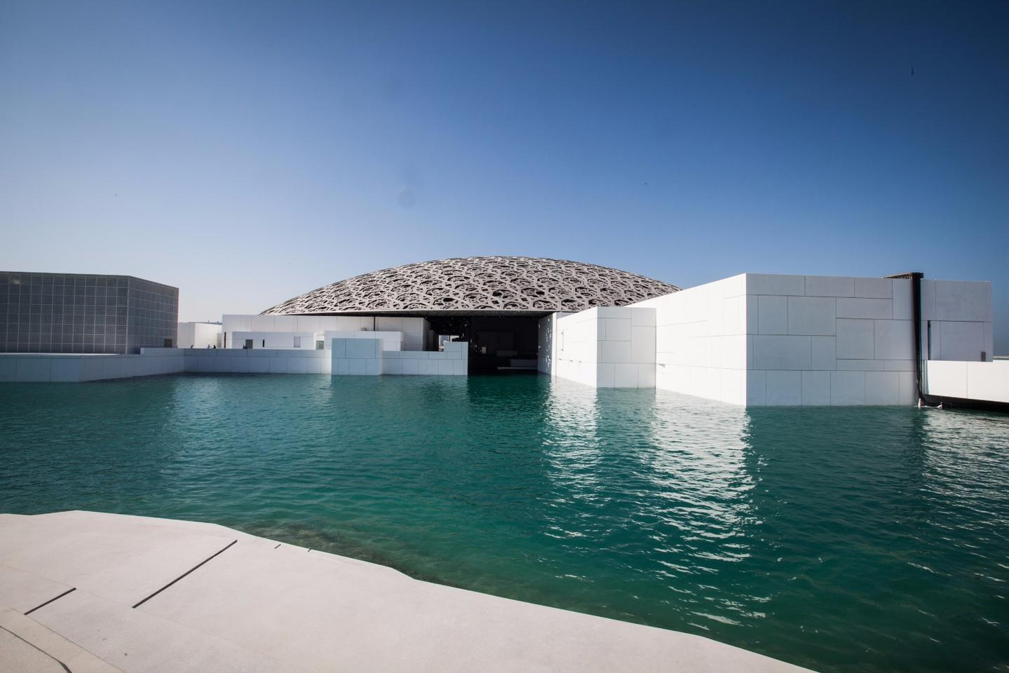 In photos: Seeing the light at the jaw-dropping Louvre Abu Dhabi