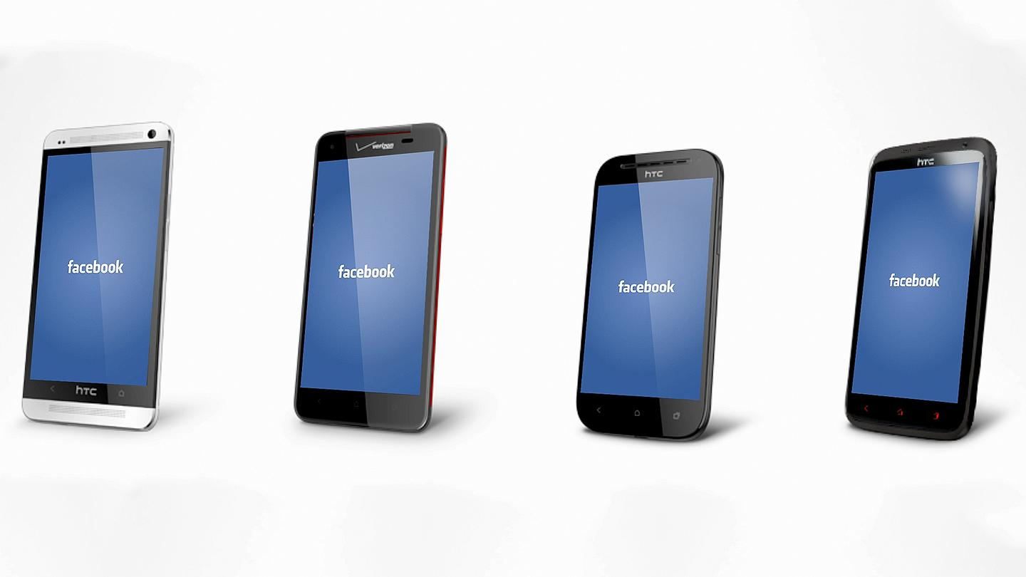 Facebook reportedly wants to invade Android home screens on upcoming phones