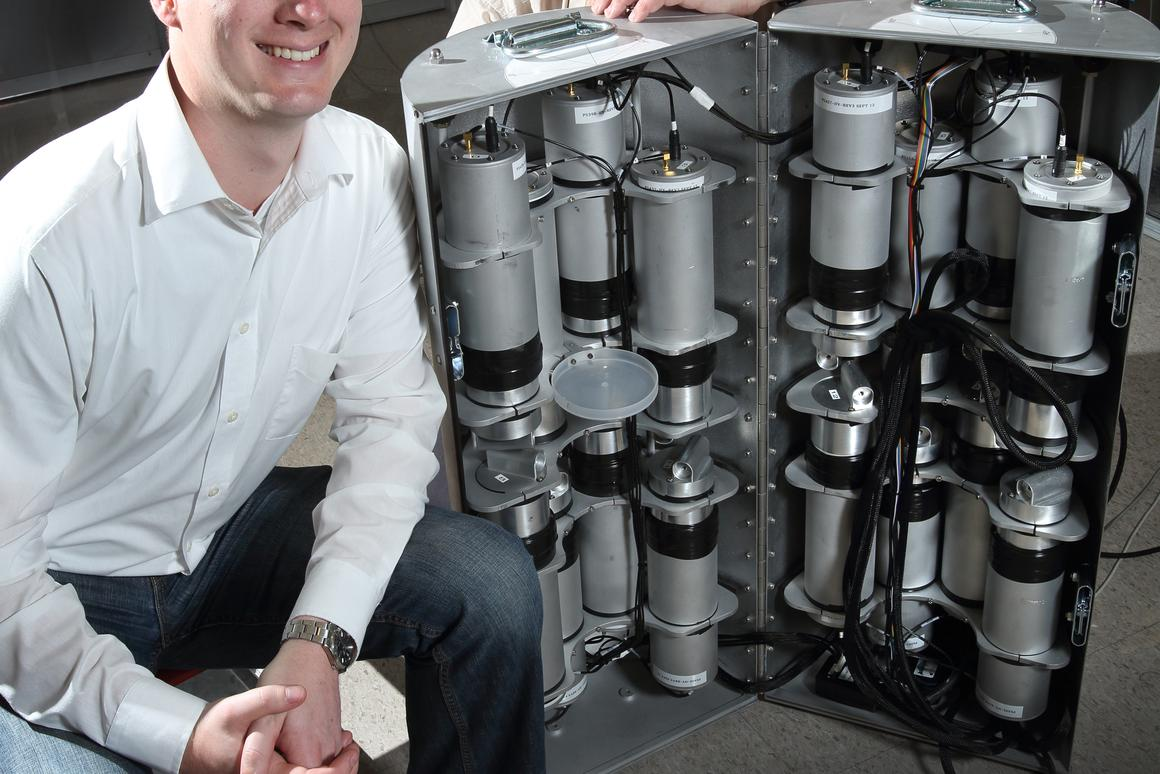 MINER is a portable neutron scatter camera