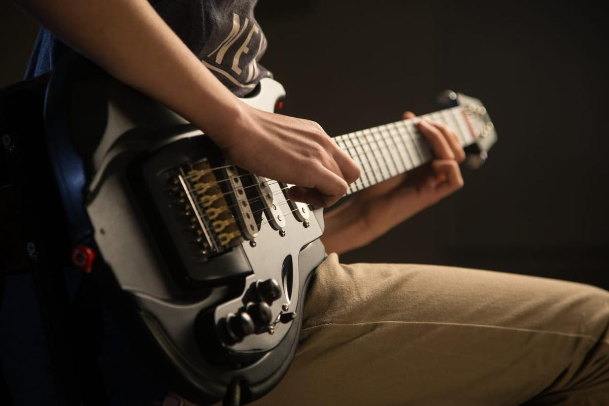 The Boaz One modular guitar system will raise production funds on Indiegogo in mid-July, 2019