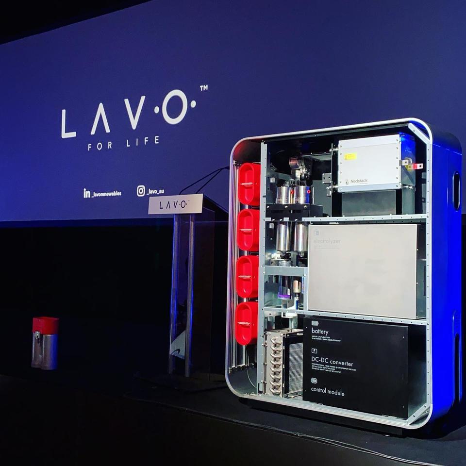 """weltweit erste Wasserstoff-""""batterie"""" für zu Hause speichert 3x so viel Energie wie eine Tesla Powerwall 2"""