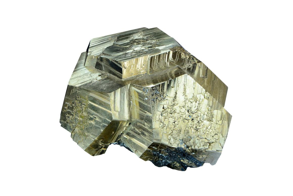 Empa researchers have demonstrated the use of pyrite (fool's gold) as a cathode material