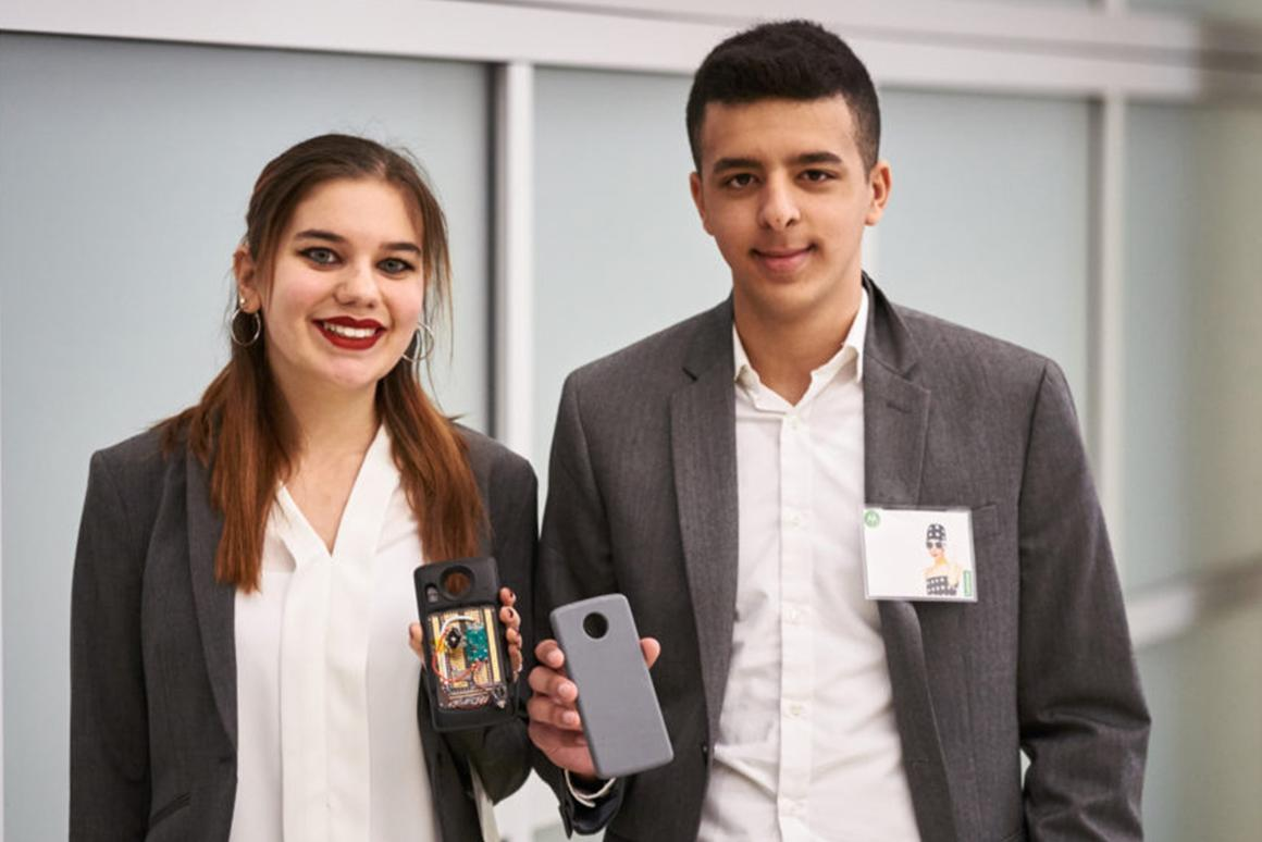 Abigail Brown and Yousef Alsayid are the team behind Macay TrueSound HiFi and one of the contest winners eligible for up to $1 million in investment funding