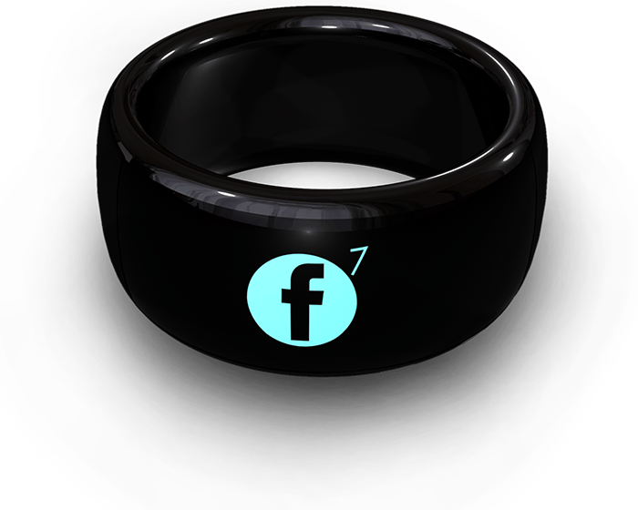 Pairing the Mota Smart Ring with an Android or iOS device will enable notifications such as text messages, incoming calls, calendar events and email to be sent right to your finger