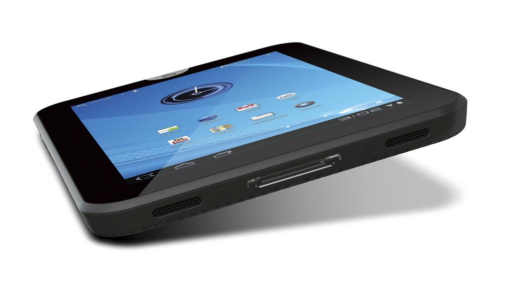 Toshiba has announced that its 10.1-inch Thrive tablet will soon receive a smaller and lighter sibling in the form of Android 3.2-based Thrive 7''