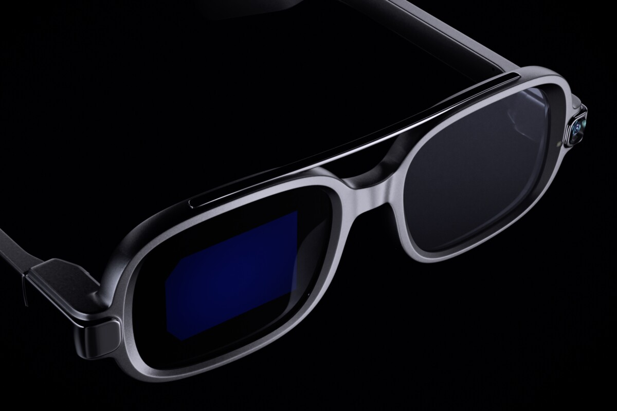 A concept for the time being, Xiaomi has designed the Smart Glasses to be more than a second screen for a connected smartphone
