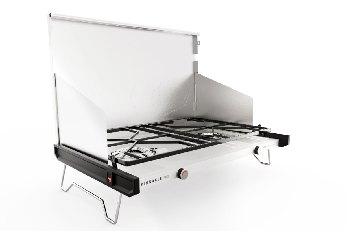 GSI Outdoors gives car campers and vehicle adventurers a slimmer cooking stove option