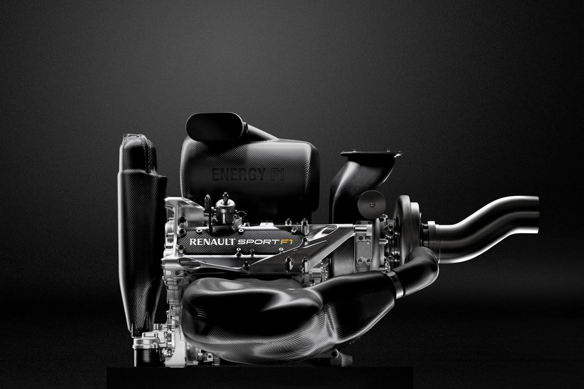The cars' exhaust system will change from a two-pipe setup to a single pipe, which must be angled upwards to prevent exhaust flow from being used for aerodynamic effect