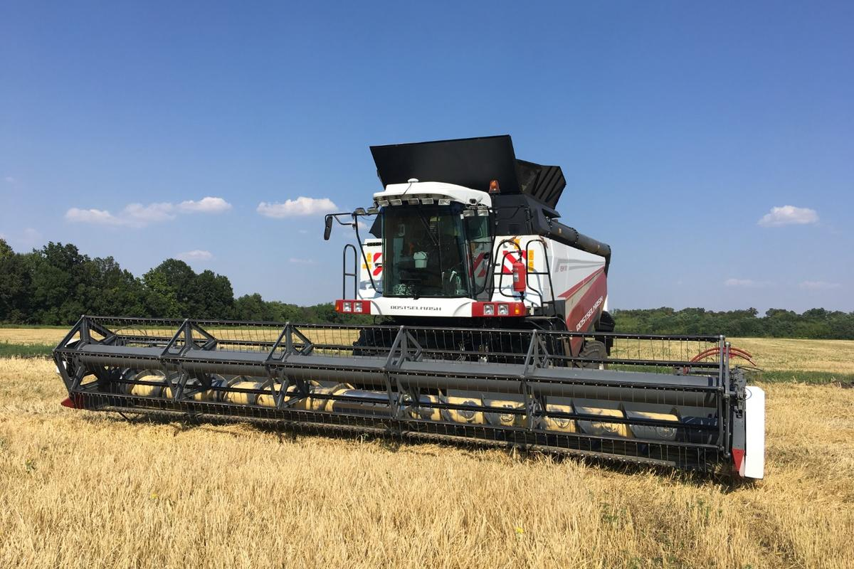 Rusgaro and Cognitive Technologies will pilot the autonomous combine harvesters in the Belgorod region of Russia's Central Federal District