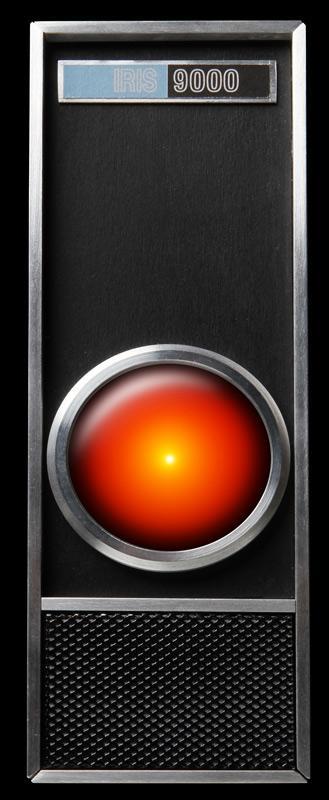 Open the pod bay doors, Siri