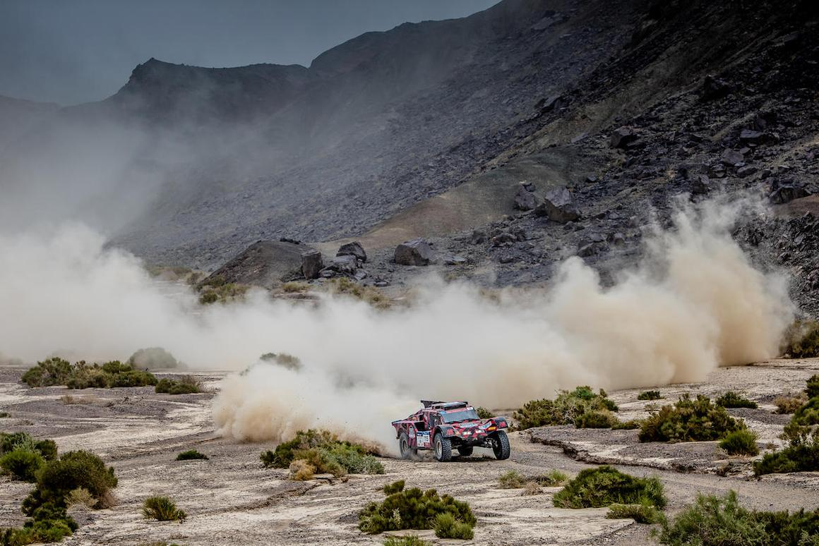 Check out some of the best shots from the Silk WayRally