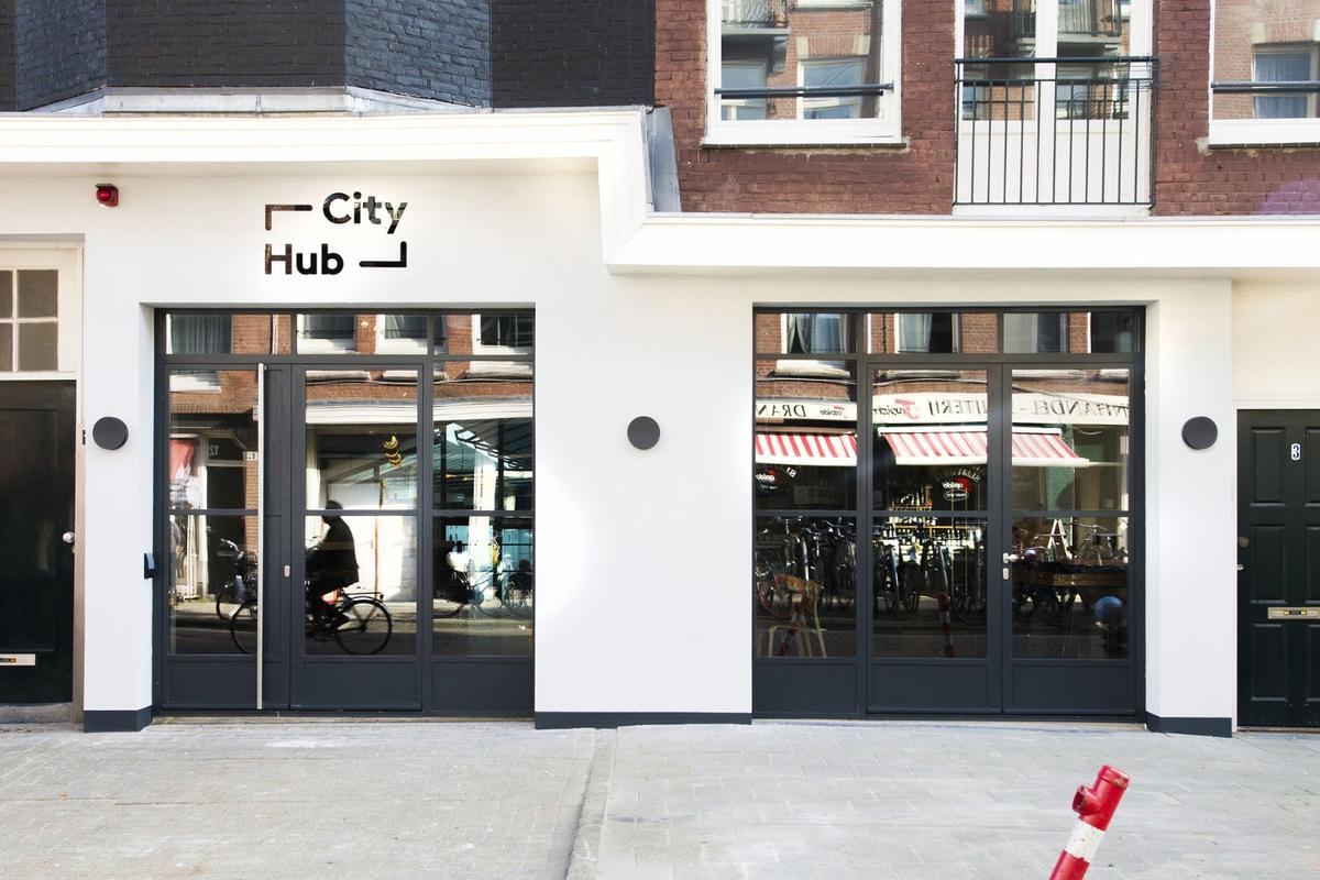 CityHub aims to combine the privacy and comfort of a hotel with the community feel and affordability of a hostel