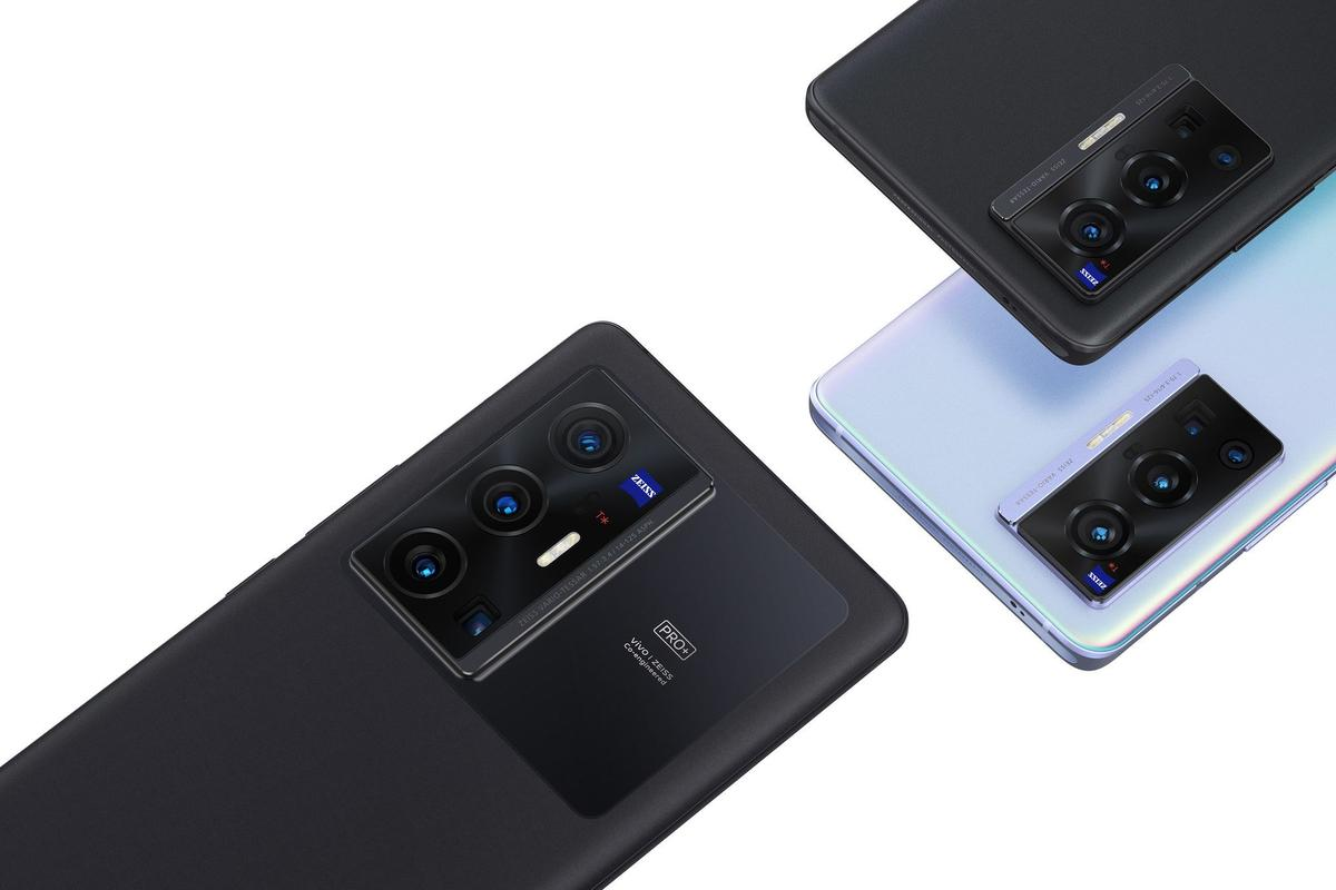 Vivo has partnered with Zeiss to co-engineer the camera modules on the X70 series smartphones