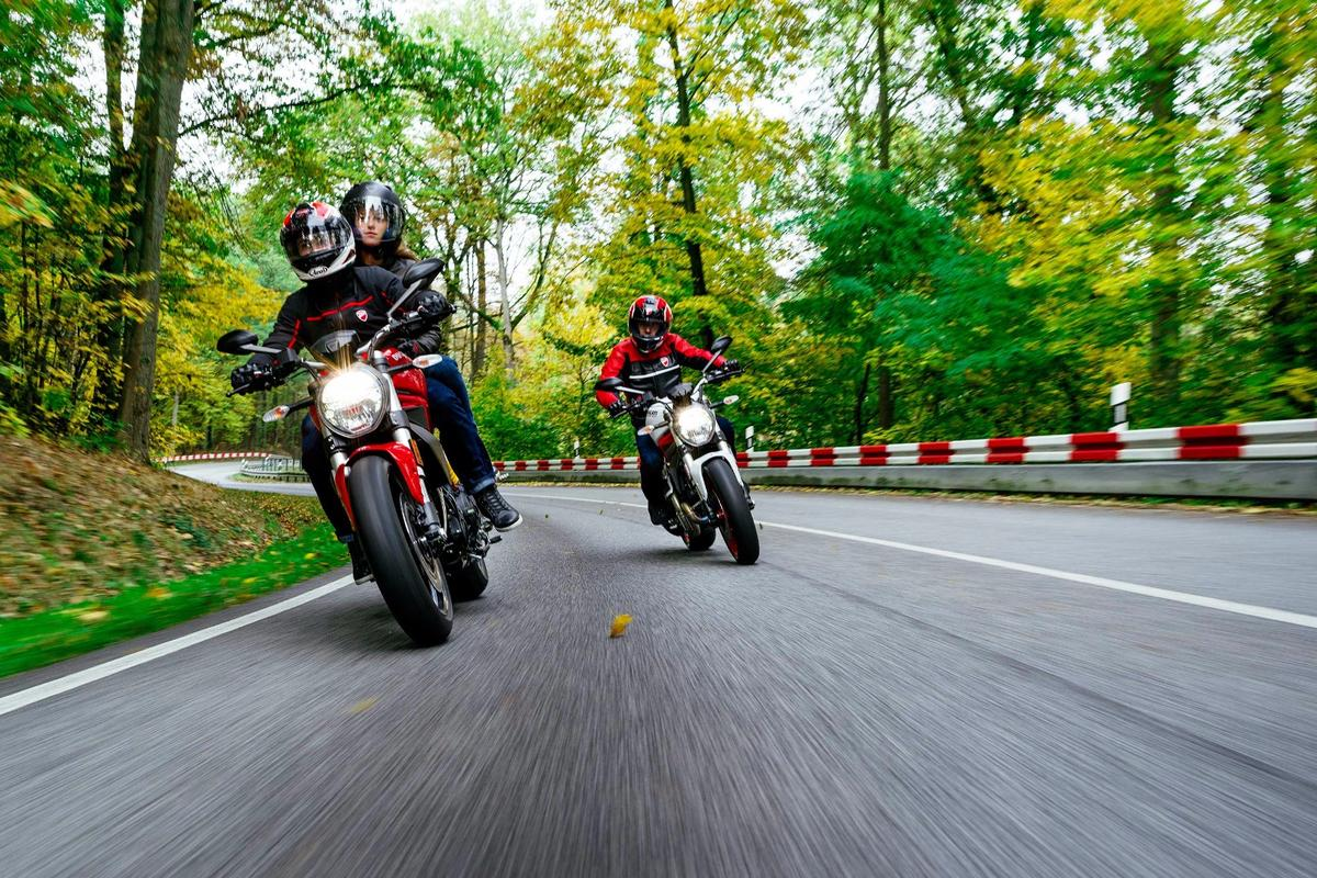 Ducati has unveiled an entry-level Monster 797 and two Monster 1200s at EICMA Milan