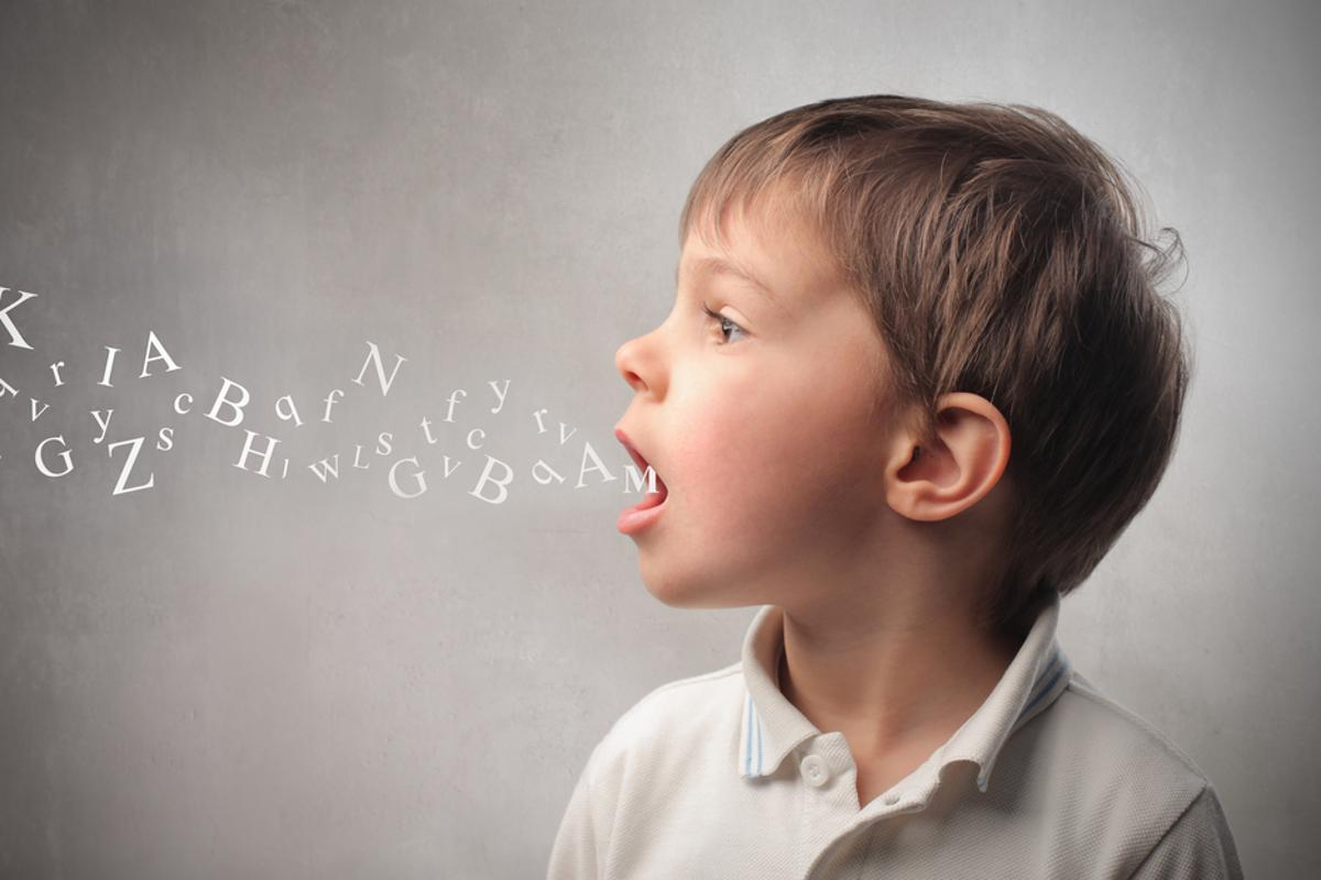 Norwegian researchers have devised a new way of creating a child-like synthetic voice for children who are unable to speak (Photo via Shutterstock)