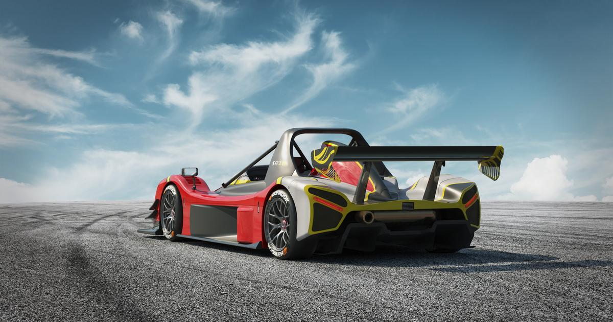 Radical sticks a Garrett turbo on its fastest SR-series racecar yet