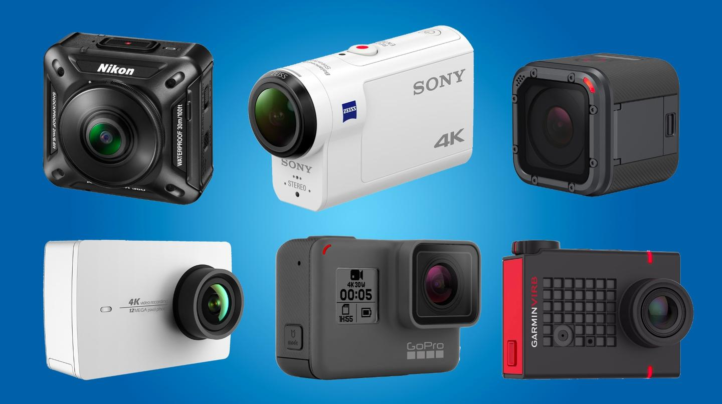 New Atlas looks at some of the best action cameras available in 2016
