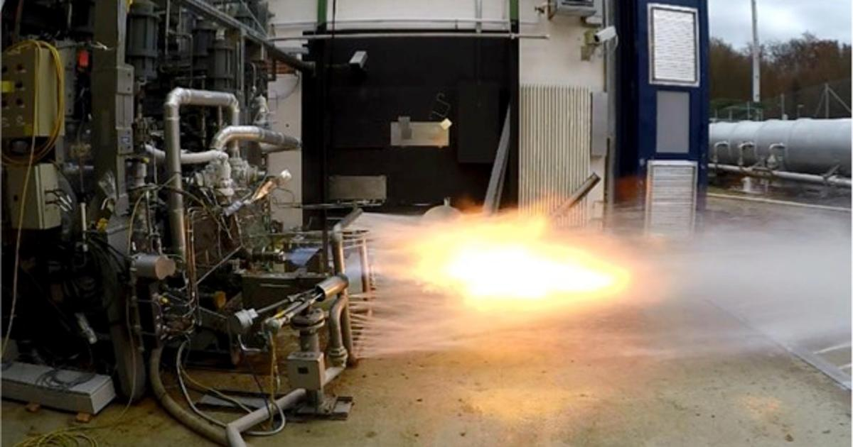 ESA's Prometheus to usher in cheaper, reusable next-gen rocket engines