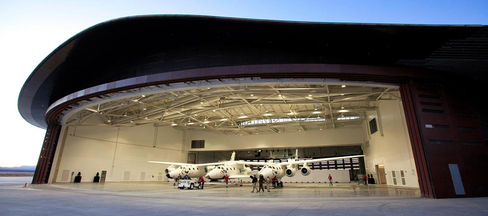 Virgin Galactic and Spaceport America have signed a joint agreement with for airspace use in New Mexico that paves the way for commercial flights of SpaceShipTwo