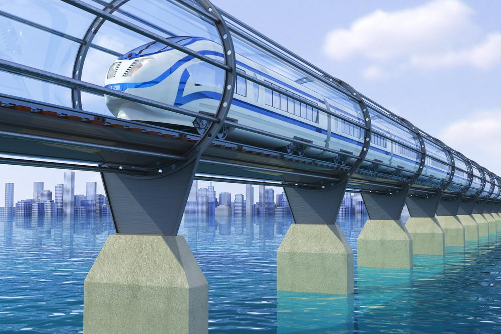Elon Musk will put an end to the guesswork by revealing alpha designs for the Hyperloop in August (Image: Shutterstock)