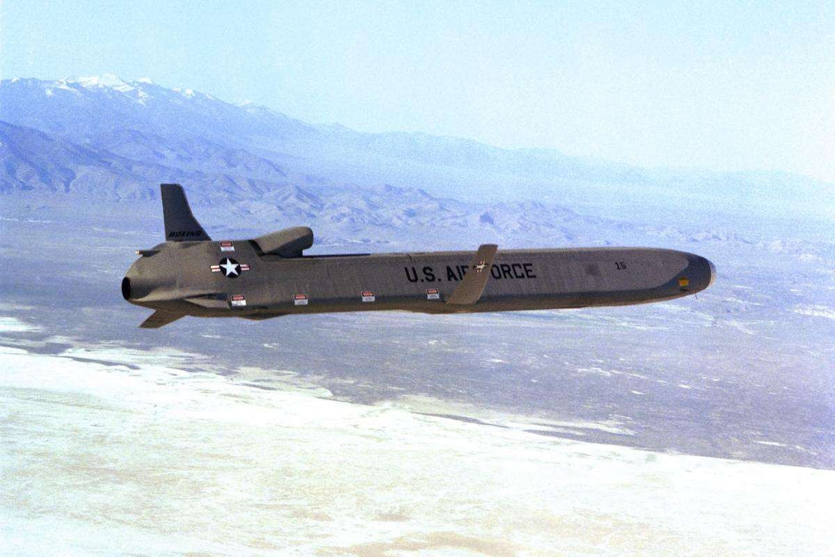 Lockheed Martin was awarded the contract to develop a replacement for the current AGM-86 air-launched cruise missile