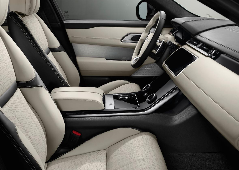 Behind the wheel of the new Range Rover Velar