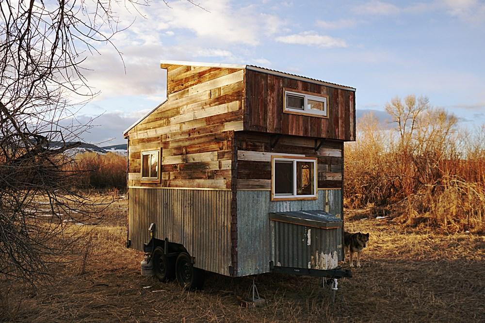 The Wheelie Shack is currently on the market for US$30,000