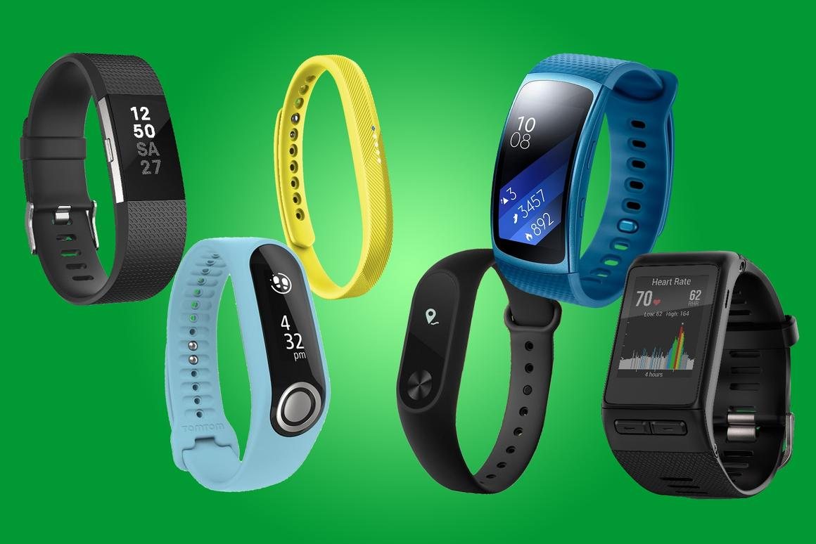 New Atlas looks at some of the best fitness trackers available in 2016