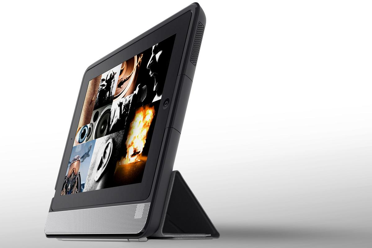 Belkin's Thunderstorm wants the iPad's audio to catch up with its HD display