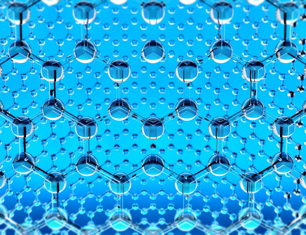 "Researchers have managed to record how long graphene ""qubits"" can stay in a superposition state"