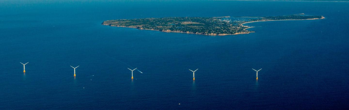A new study has found that the North Atlantic ocean has theideal conditionsfor wind farms, such as the Block Island Wind Farm that opened up off the coast of Rhode Island last year