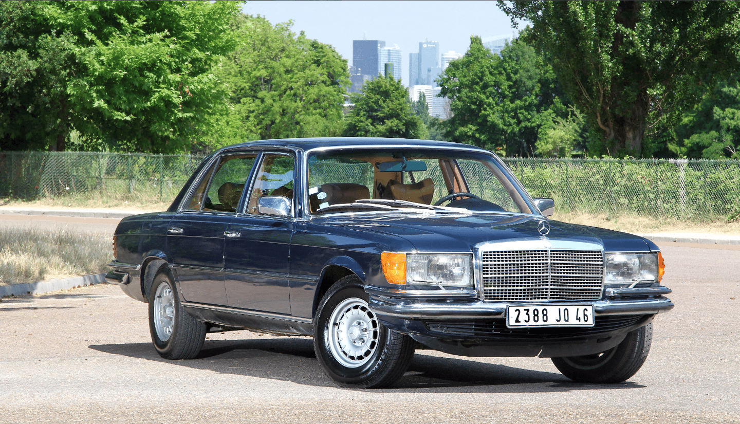One of the cars with a more interesting provenance to sell in the last few weeks was this 1976 MERCEDES-BENZ 450 SEL SEDAN 6.9 which was once owned by famous French he collection includes a 1977 Mercedes 450 SEL 6.9, that was originally owned by famous French singer and composer, Claude François. It is the car in which he famously survived an attempted assassination in 1977. Claude, or CloClo to his fans, was one of France's biggest pop stars, with a legacy that continues today as he continues to be one of the country's biggest-selling recording artists. Claude famously wrote and composed the original version of 'My Way', a song made internationally famous by Frank Sinatra. The car sold for € 92,000 ($103,665) and can be seen at the auction page complete with bullet holes (which had subsequently been repaired).Throughout his career Claude sold some 70 million records,