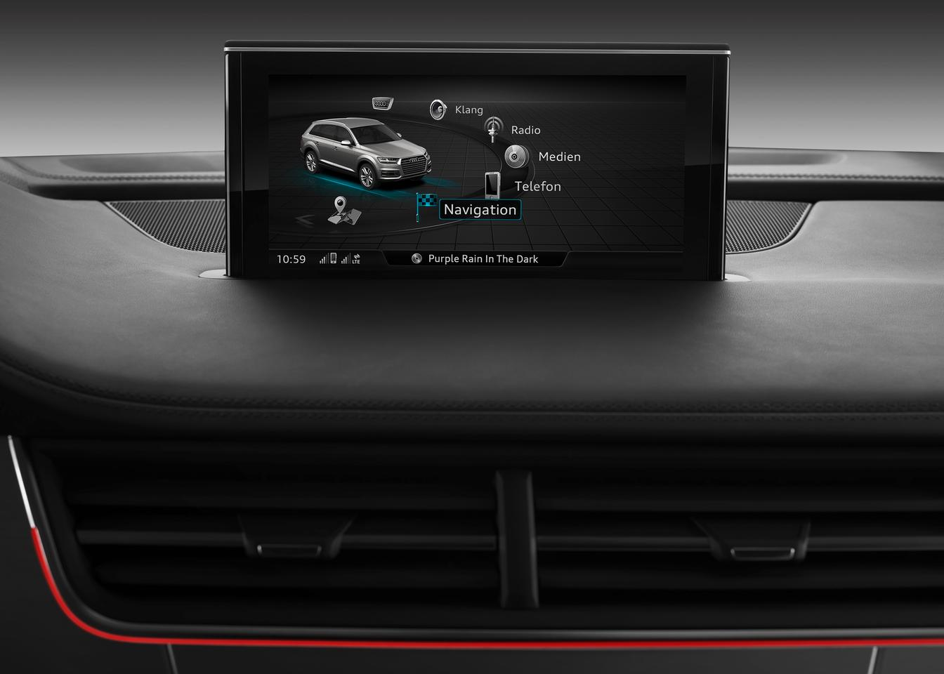 Audi is investing serious time and effort into the connected elements of its cars (Photo: Audi)