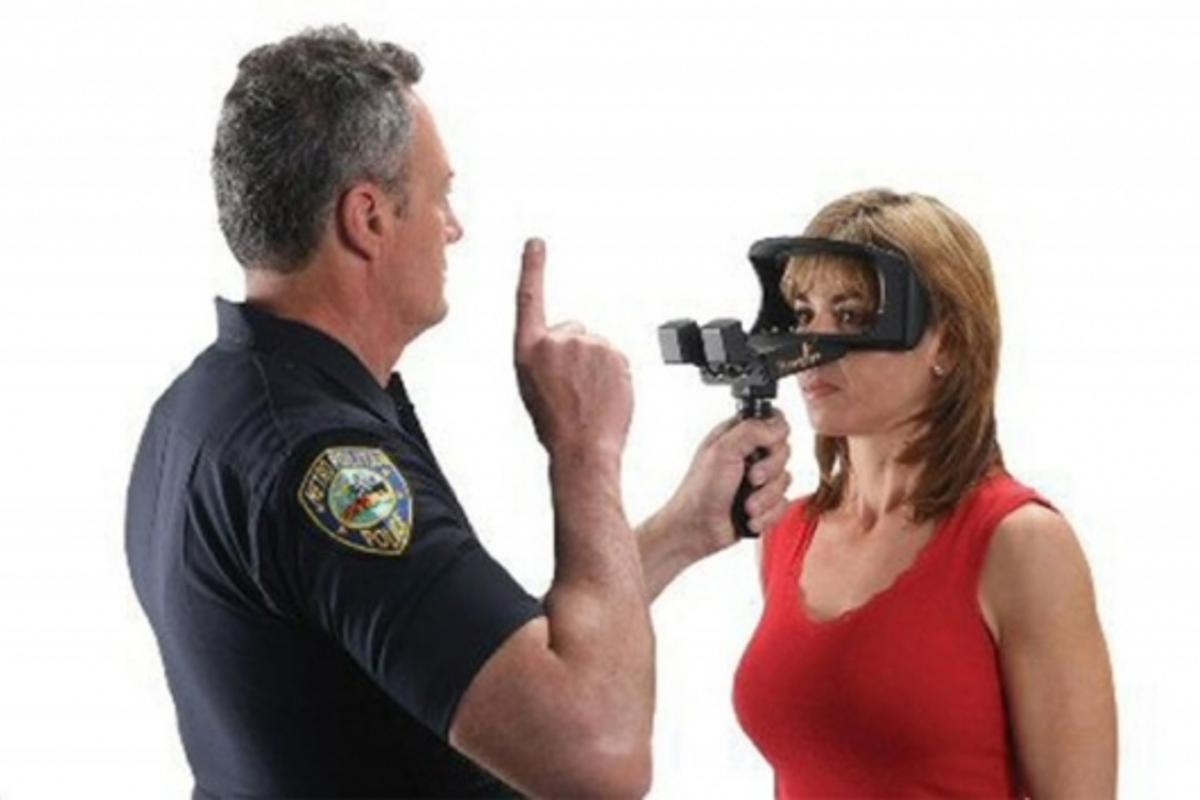 AcuNetx HawkEye law enforcement system