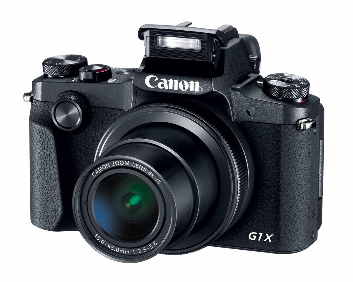 The PowerShot G1 X Mark III sees Dual Pixel AF technology making its way down from DSLR camera's like the EOS 77D