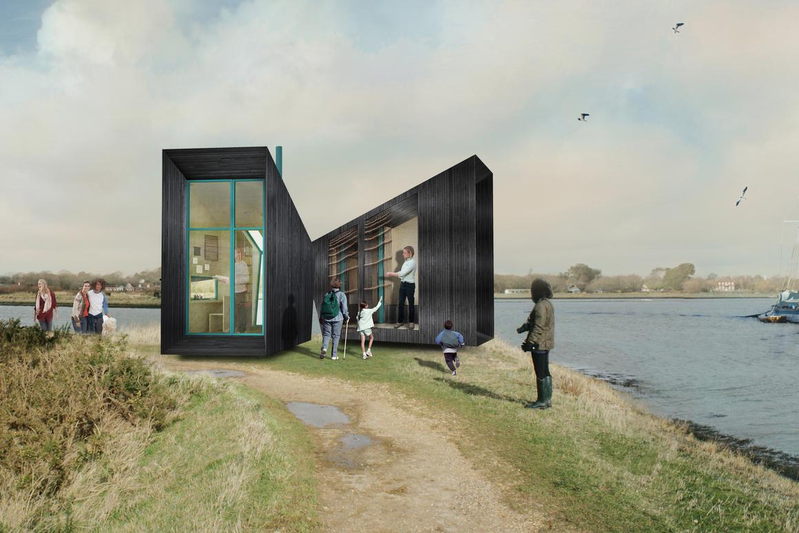 SPUD design studio recently unveiled The Observatory