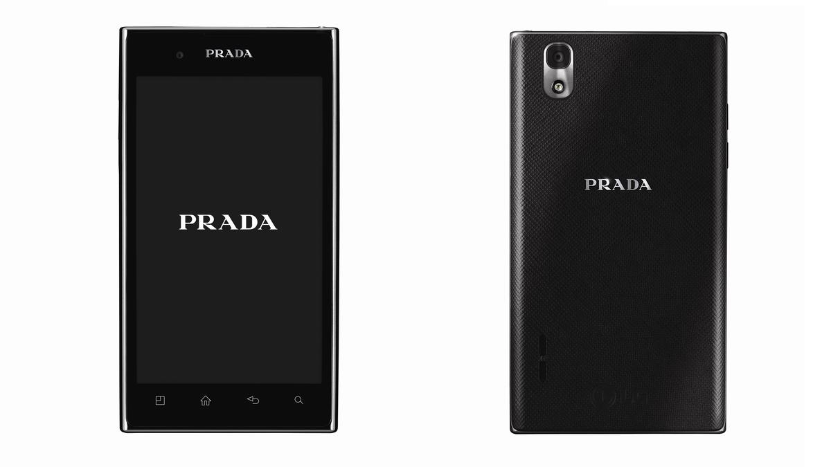 Prada and LG 3.0 have released a new Android phone