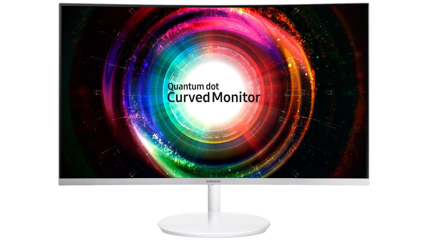 Samsung's new CH711 is a 16:9 monitor that will come in 27- and 31.5-in variants