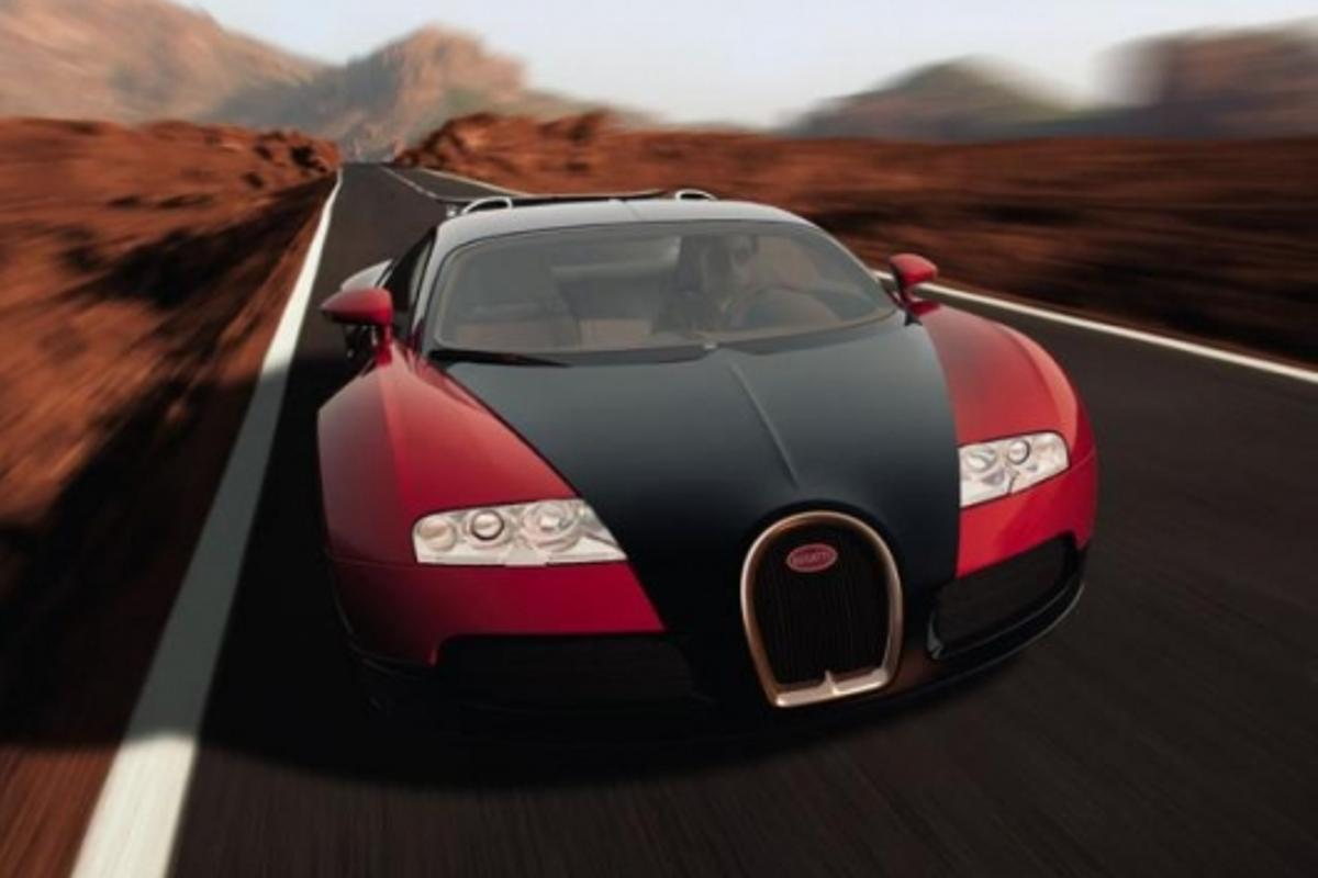 Bugatti Veyron Soon To Be The World S Fastest Production Car