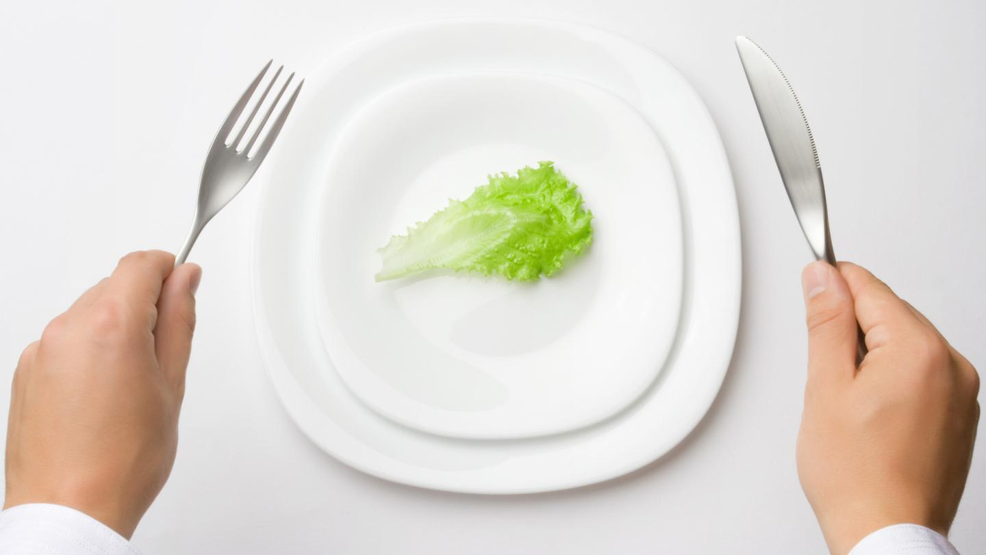 Researchers may have found the answer to why eating less can help you live longer
