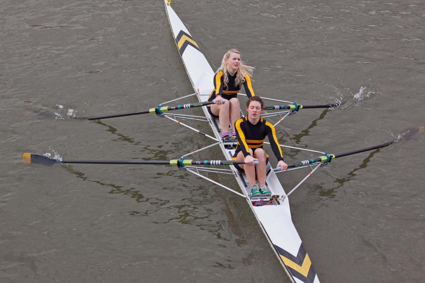 Who would win an arm wrestle?A modern day elite female rower, or females who toiled away on ancient farmlands?