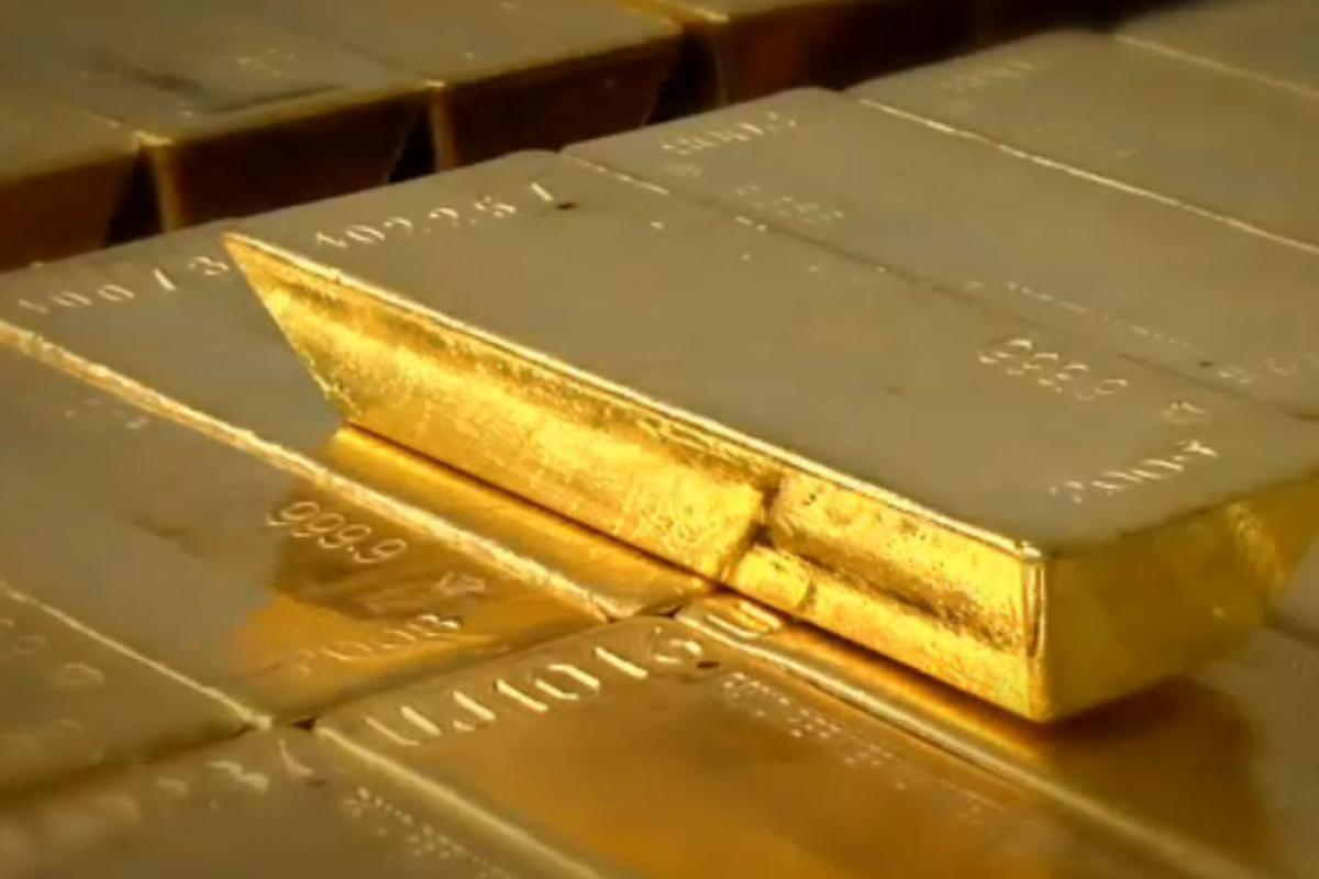 GoldMoney uses GE's ultrasound scanning technology to ensure the integrity of its gold holdings