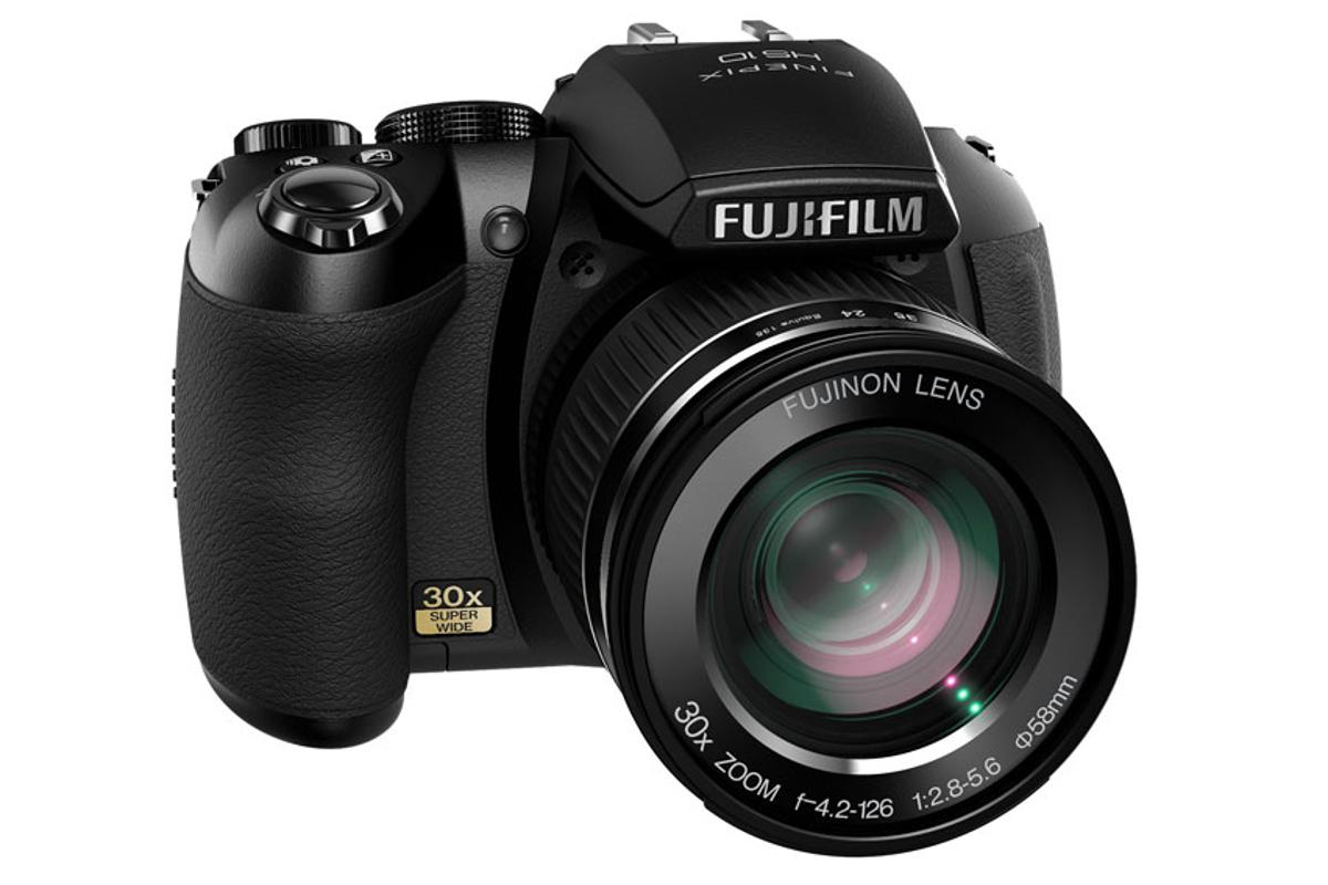 The Fujifilm FinePix XP10